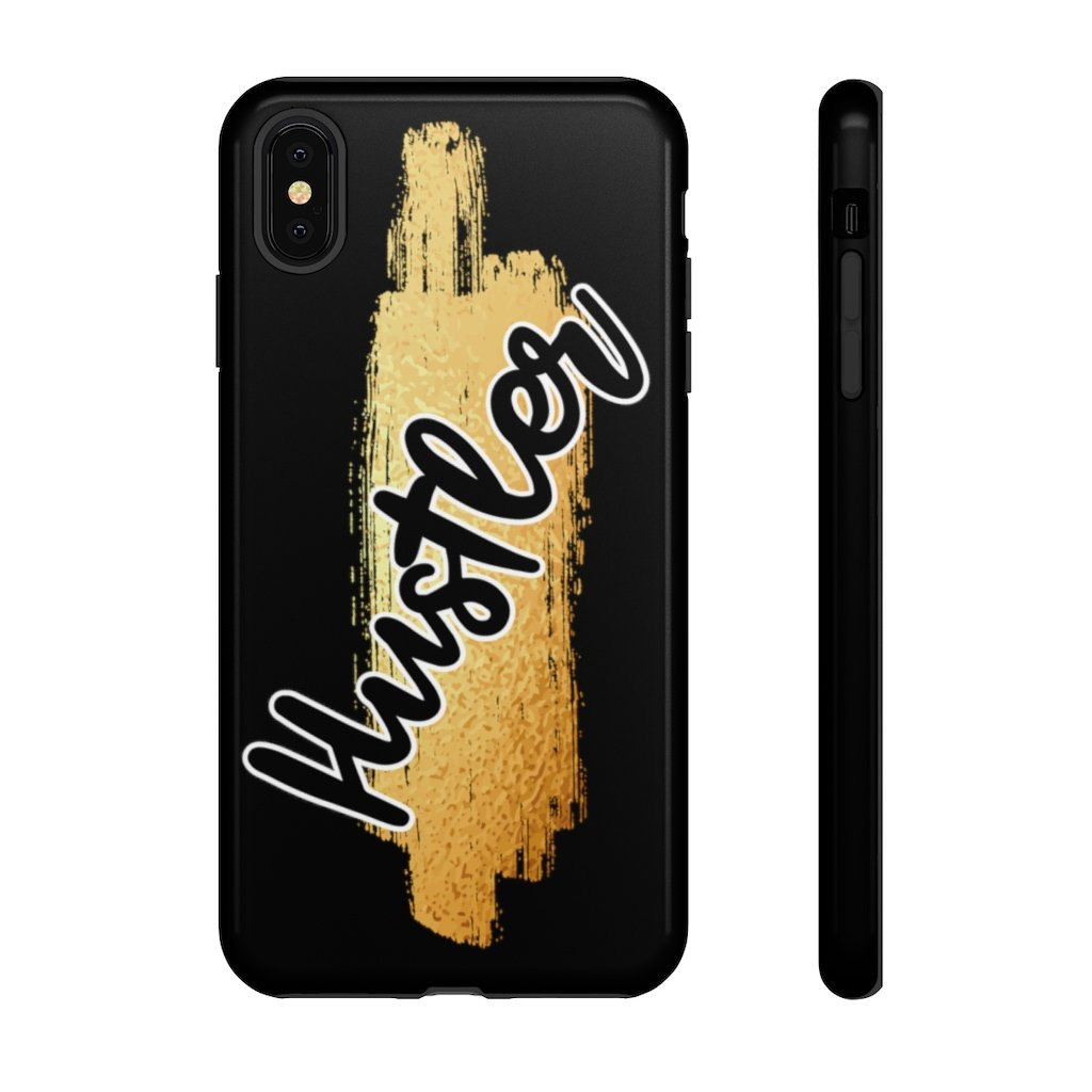 "Phone Case ""HustlerX""Phone Case iPhone XS MAXGlossy - Mperior: The Store For Entrepreneurs, Hustlers and Achievers"