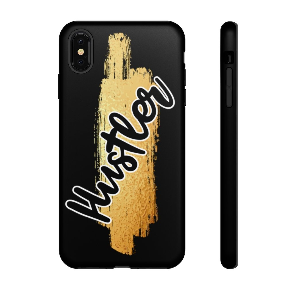 "Phone Case ""HustlerX""Phone Case iPhone XS MAXMatte - Mperior: The Store For Entrepreneurs, Hustlers and Achievers"