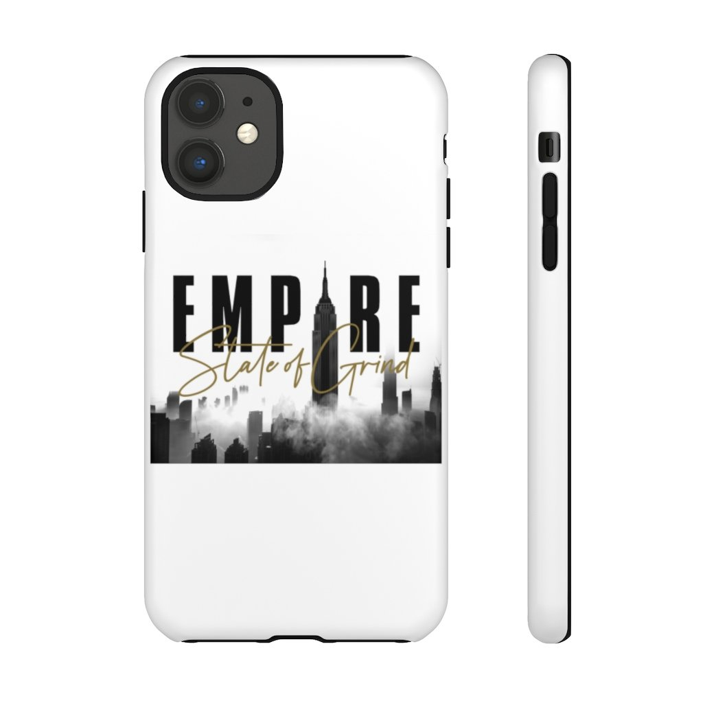 "Phone Case ""Legacy""Phone Case iPhone 11Matte - Mperior: The Store For Entrepreneurs, Hustlers and Achievers"