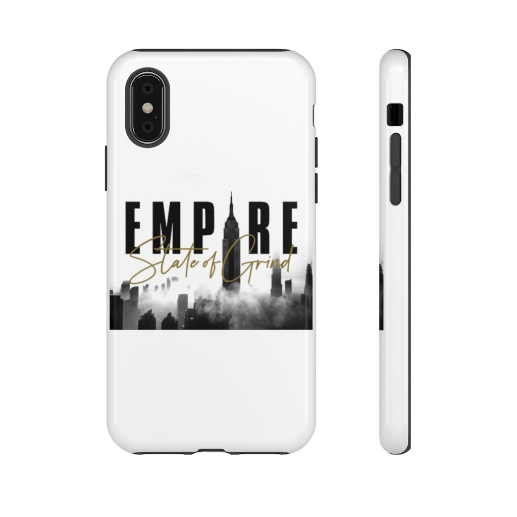 "Phone Case ""Legacy""Phone Case iPhone XGlossy - Mperior: The Store For Entrepreneurs, Hustlers and Achievers"