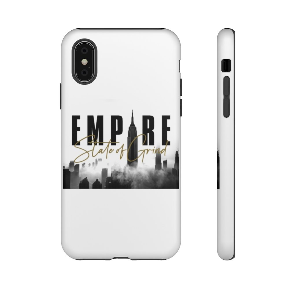 "Phone Case ""Legacy""Phone Case iPhone XMatte - Mperior: The Store For Entrepreneurs, Hustlers and Achievers"