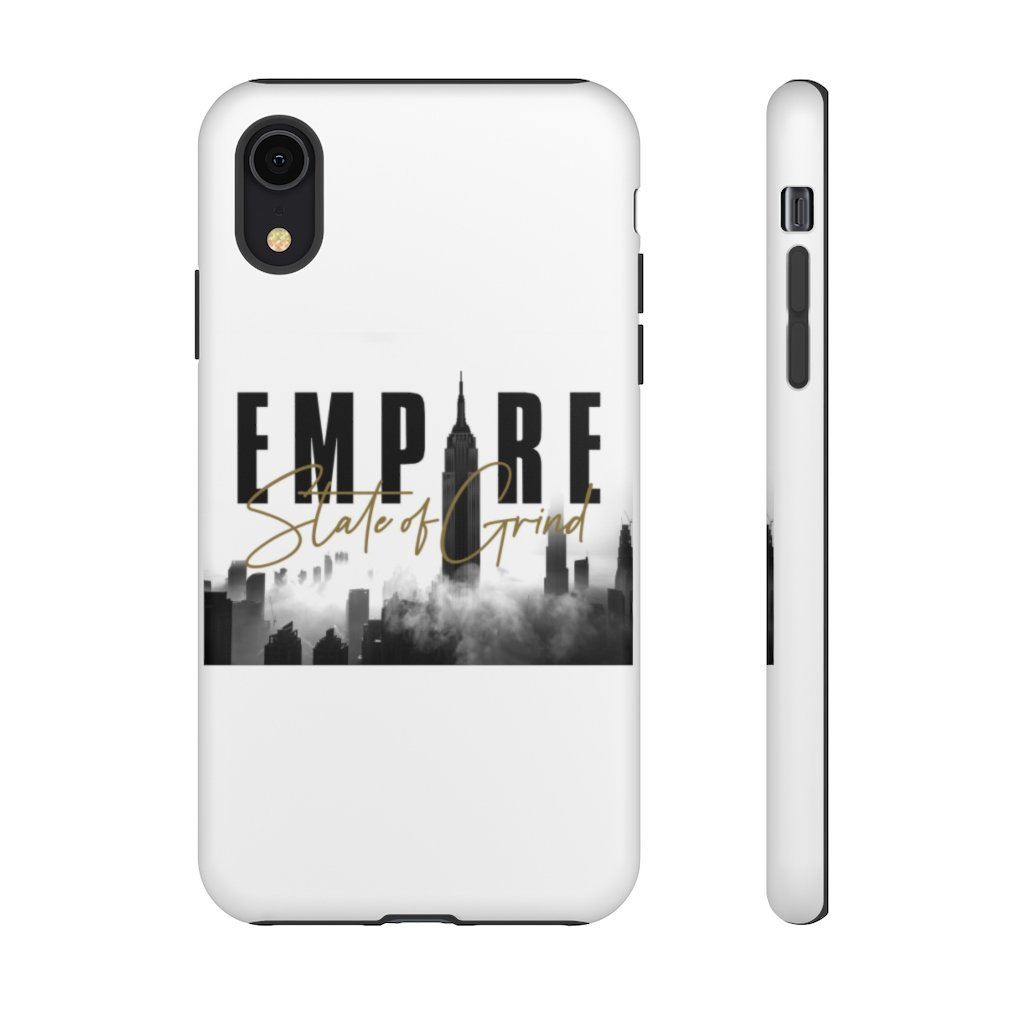"Phone Case ""Legacy""Phone Case iPhone XRMatte - Mperior: The Store For Entrepreneurs, Hustlers and Achievers"