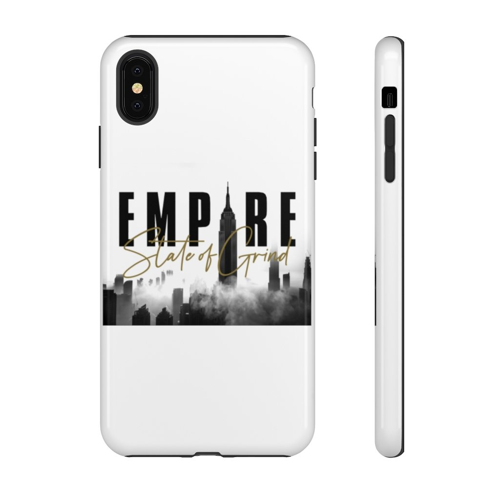 "Phone Case ""Legacy""Phone Case iPhone XS MAXGlossy - Mperior: The Store For Entrepreneurs, Hustlers and Achievers"
