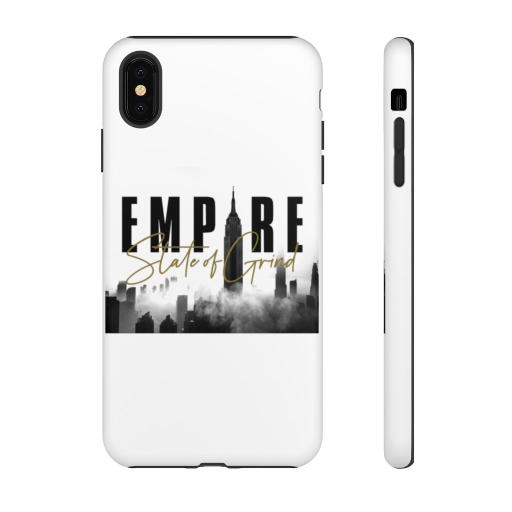 "Phone Case ""Legacy""Phone Case iPhone XS MAXMatte - Mperior: The Store For Entrepreneurs, Hustlers and Achievers"