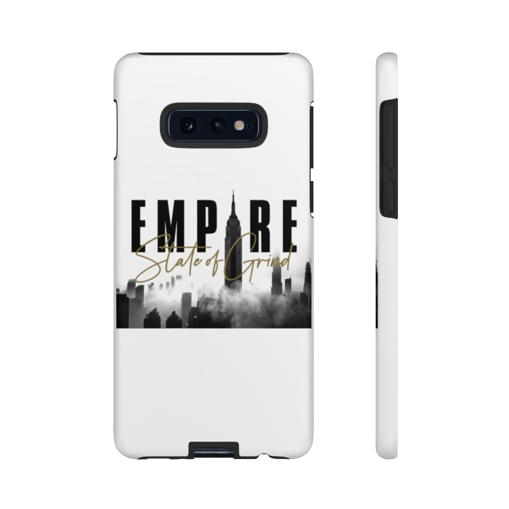 "Phone Case ""Legacy""Phone Case Samsung Galaxy S10EMatte - Mperior: The Store For Entrepreneurs, Hustlers and Achievers"
