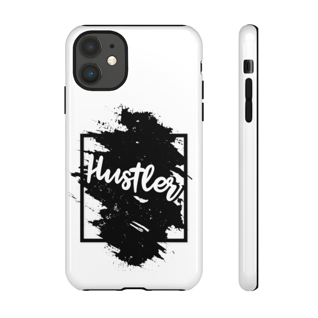 "Phone Case ""The Hustler""Phone Case iPhone 11Glossy - Mperior: The Store For Entrepreneurs, Hustlers and Achievers"