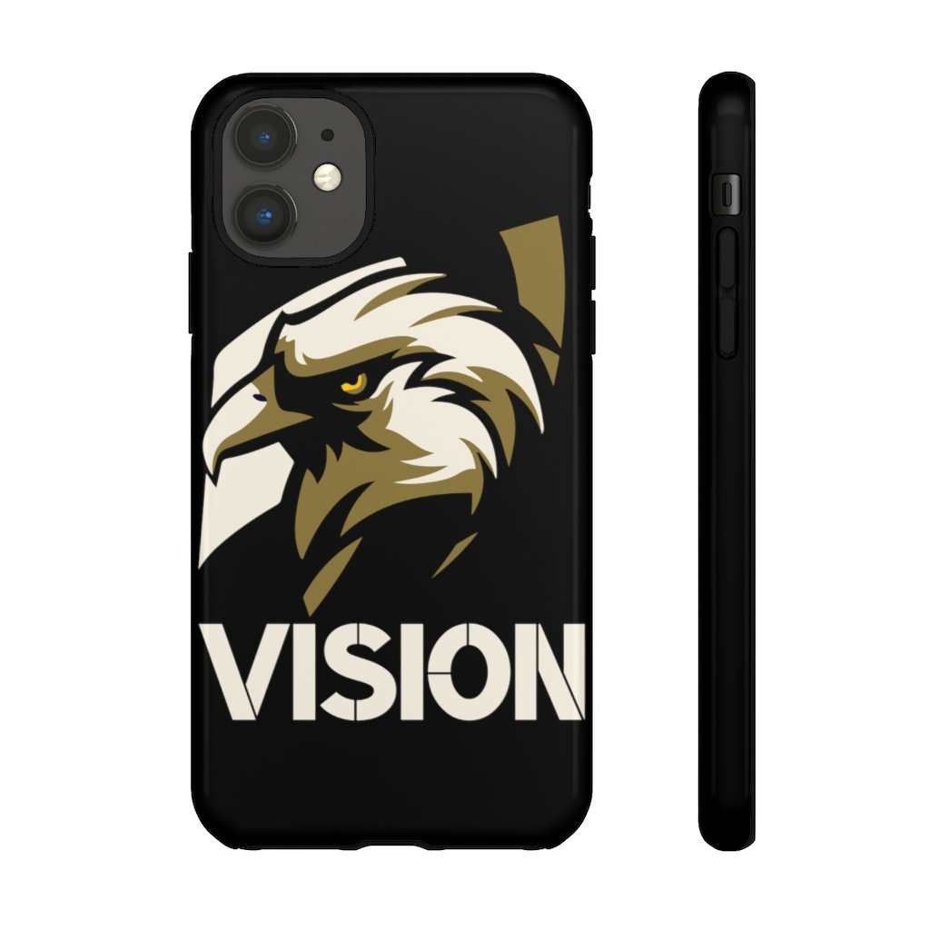 "Phone Case ""Vision""Phone Case iPhone 11Glossy - Mperior: The Store For Entrepreneurs, Hustlers and Achievers"