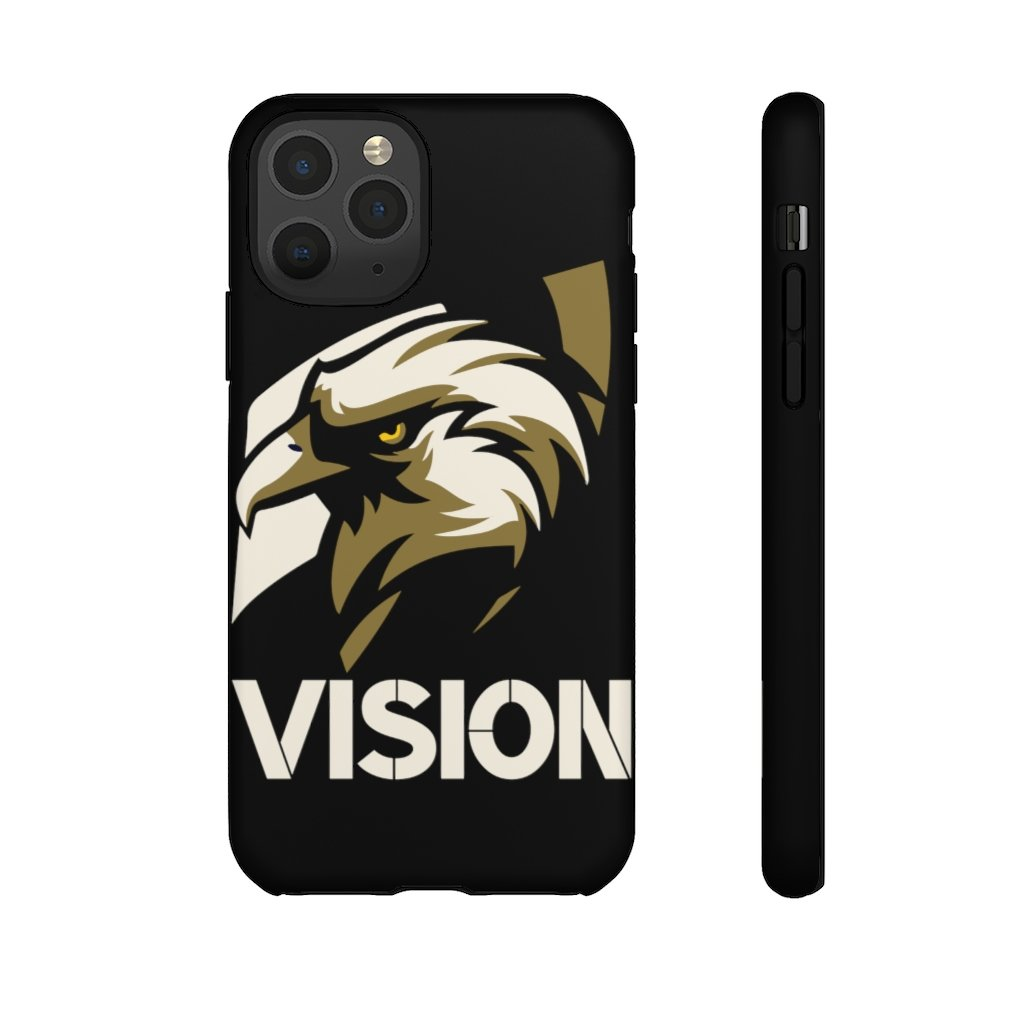 "Phone Case ""Vision""Phone Case iPhone 11 ProMatte - Mperior: The Store For Entrepreneurs, Hustlers and Achievers"