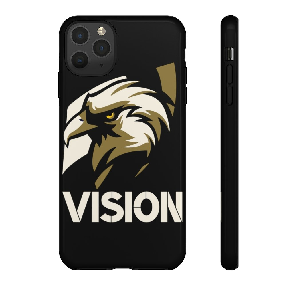 "Phone Case ""Vision""Phone Case iPhone 11 Pro MaxGlossy - Mperior: The Store For Entrepreneurs, Hustlers and Achievers"