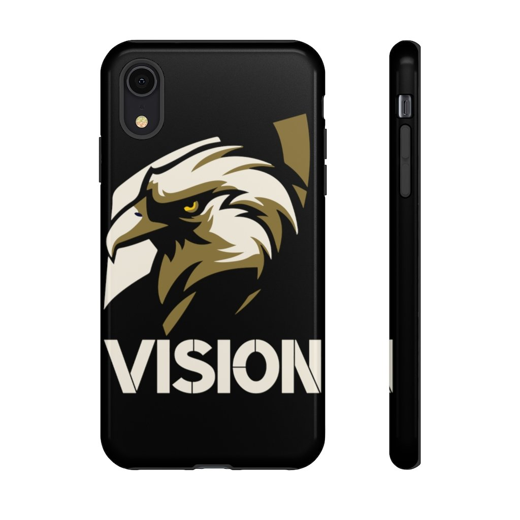"Phone Case ""Vision""Phone Case iPhone XRGlossy - Mperior: The Store For Entrepreneurs, Hustlers and Achievers"