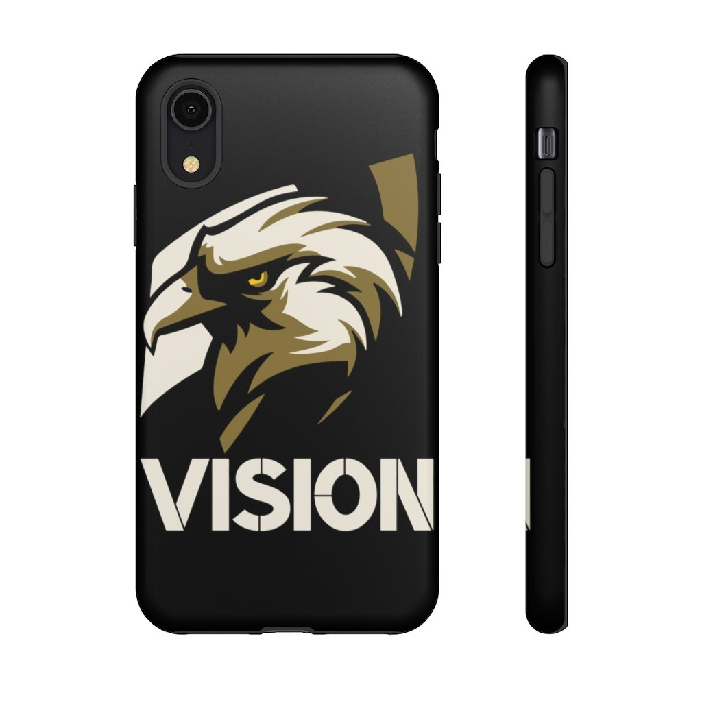 "Phone Case ""Vision""Phone Case iPhone XRMatte - Mperior: The Store For Entrepreneurs, Hustlers and Achievers"