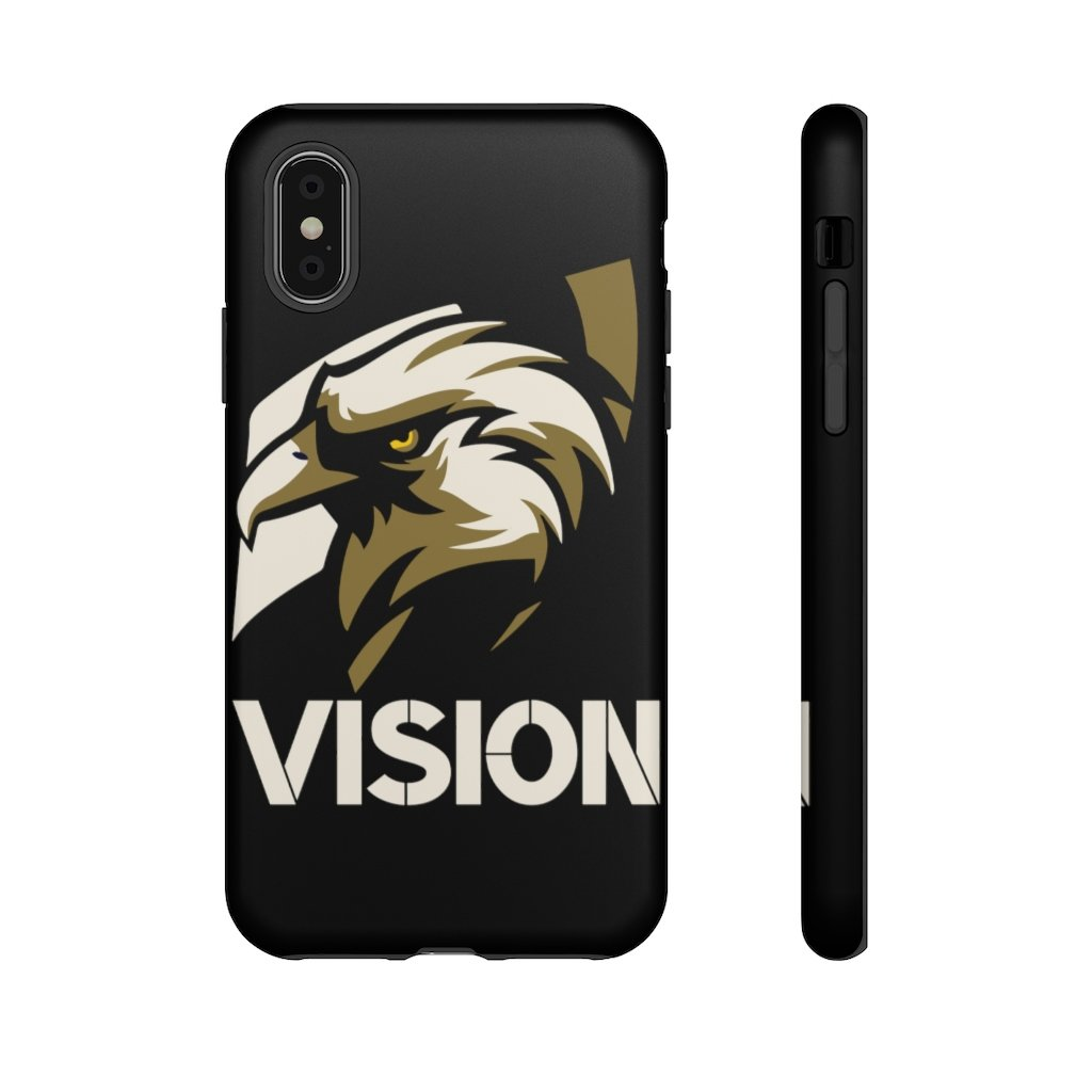 "Phone Case ""Vision""Phone Case iPhone XSMatte - Mperior: The Store For Entrepreneurs, Hustlers and Achievers"