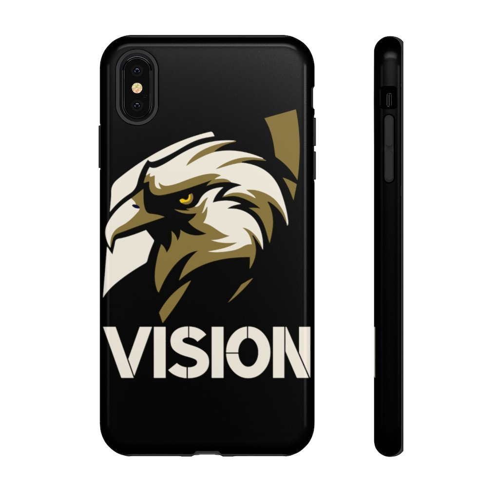 "Phone Case ""Vision""Phone Case iPhone XS MAXGlossy - Mperior: The Store For Entrepreneurs, Hustlers and Achievers"