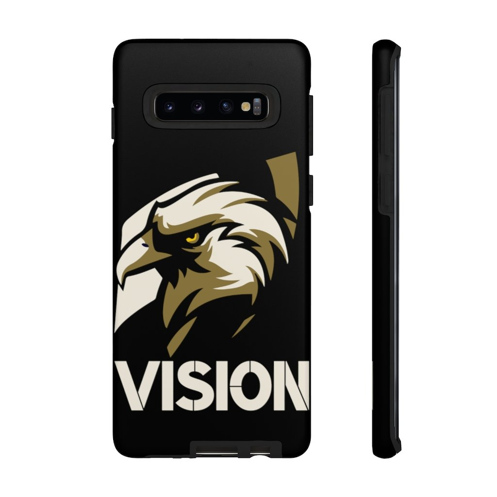 "Phone Case ""Vision""Phone Case Samsung Galaxy S10Matte - Mperior: The Store For Entrepreneurs, Hustlers and Achievers"