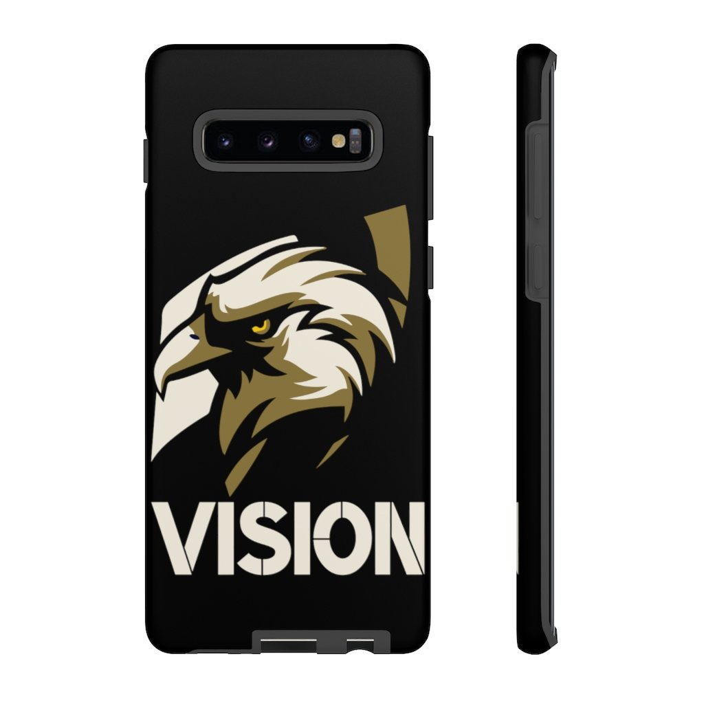 "Phone Case ""Vision""Phone Case Samsung Galaxy S10 PlusMatte - Mperior: The Store For Entrepreneurs, Hustlers and Achievers"