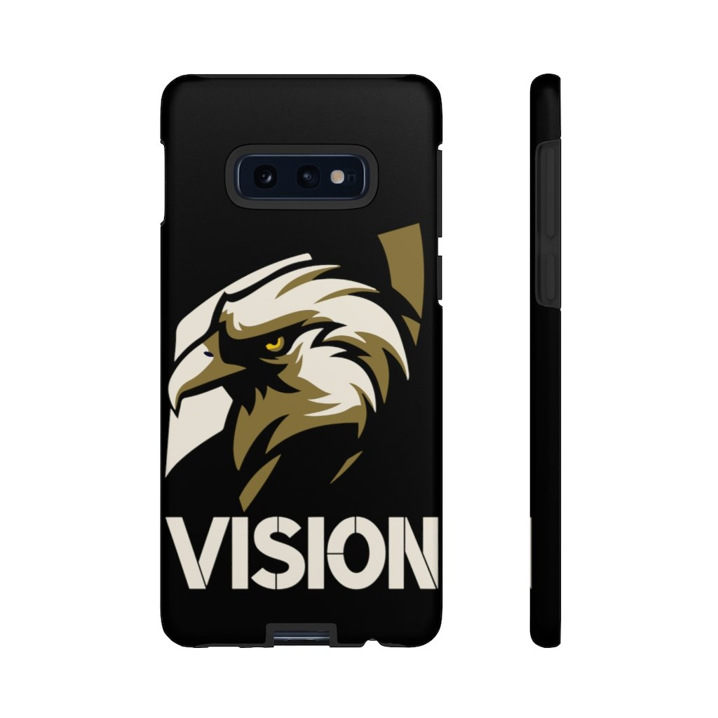 "Phone Case ""Vision""Phone Case Samsung Galaxy S10EMatte - Mperior: The Store For Entrepreneurs, Hustlers and Achievers"