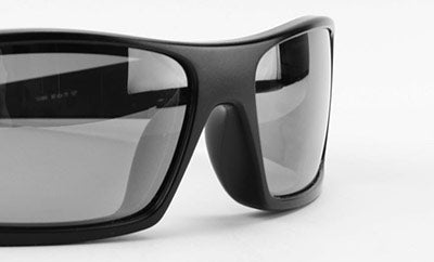 Flat front of Oakley Gascan sunglasses
