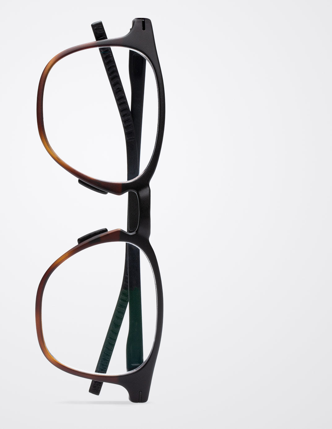 glasses with clear prescription lenses