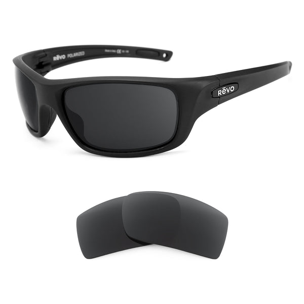 Revant Replacement Lenses for Revo Guide II RE4073