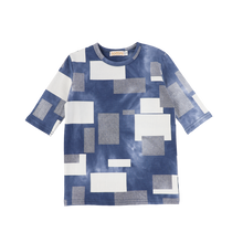 Load image into Gallery viewer, LS BOX PRINT TEE