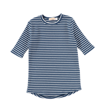 Load image into Gallery viewer, LS RIBBED STRIPE TEE