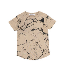 Load image into Gallery viewer, MARBLE PRINT TEE