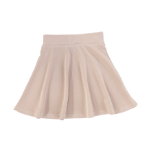 Load image into Gallery viewer, RIBBED ALINE SKIRT