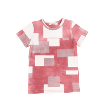 Load image into Gallery viewer, SS BOX PRINT TEE
