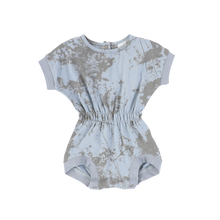 Load image into Gallery viewer, STONE PRINT ROMPER