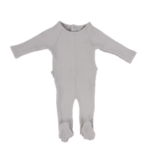 Load image into Gallery viewer, RAGLAN RIBBED FOOTIE
