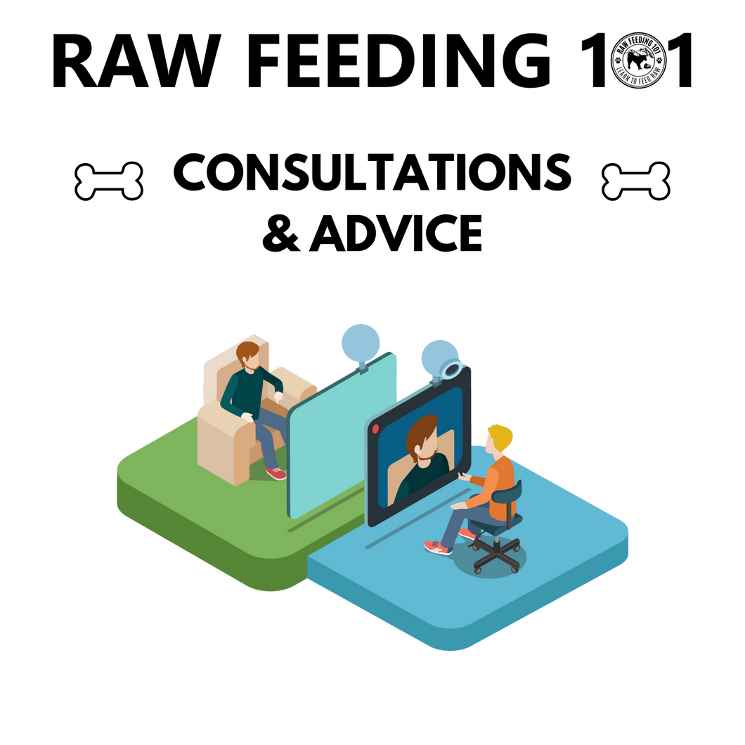 Raw Feeding Advice