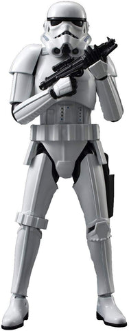 Bandai Spirits Star Wars Stormtrooper 1/12 Scale Plastic Model