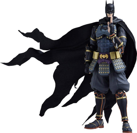 Good Smile Company Figma Ninja Batman Non-scale ABS & PVC Painted Movable Figure