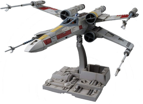 Bandai Spirits Star Wars X-Wing Star Fighter 1/72 Scale Plastic Model