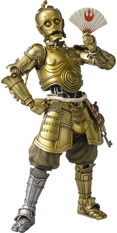 Meisho Movie Realization Star Wars Translation Mechanism C-3PO