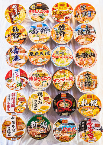 Ultimate Ramen Collection 24 pieces
