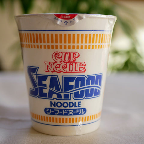 Nissin Raoh 3 Flavors&Nissin Cup Noodles 3 Flavors Trial Pack