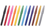 12 Color Brush Pens