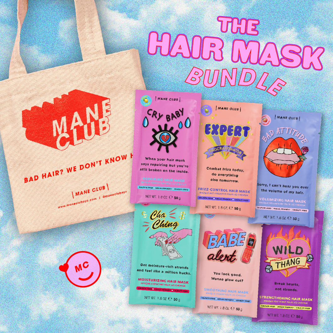 THE HAIR MASK BUNDLE