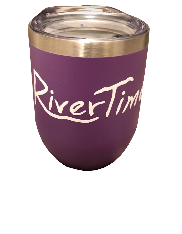 RiverTime 12 oz Wine Tumbler