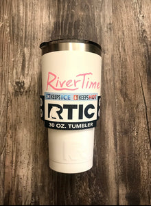 RiverTime RTIC 30 oz Tumbler