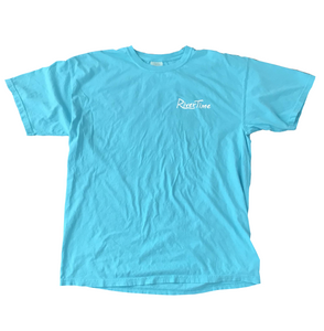 RiverTime Relax You're On...Lagoon Blue T-Shirt