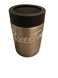 RiverTime 12 oz Stainless Steel Can Sleeve