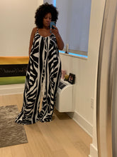 Load image into Gallery viewer, National Geometric Print Jumpsuit