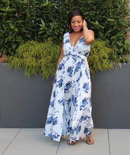 Load image into Gallery viewer, Flower Child Maxi Dress
