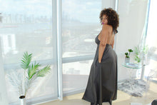 Load image into Gallery viewer, Grown Woman Vibes Halter Maxi Dress S-3X