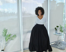 Load image into Gallery viewer, La Femme Maxi Skirt