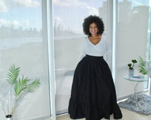 Load image into Gallery viewer, La Femme Fall Edition Maxi Skirt