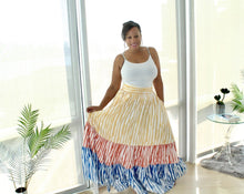 Load image into Gallery viewer, Falling For You Maxi Skirt