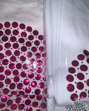 Load image into Gallery viewer, Angie Stone Studded Tee Colors